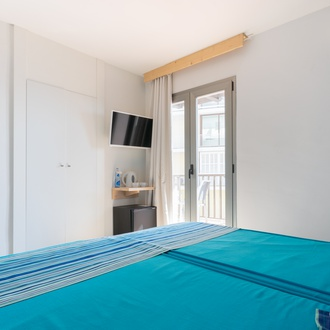 Chambre Hôtel Eolo