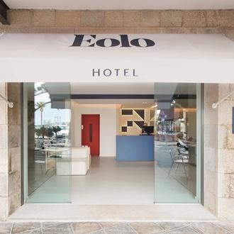 Hotel Eolo Hôtel Eolo