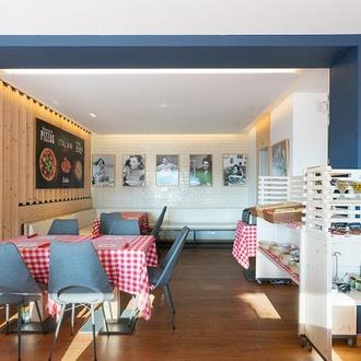salle à manger Hôtel Eolo